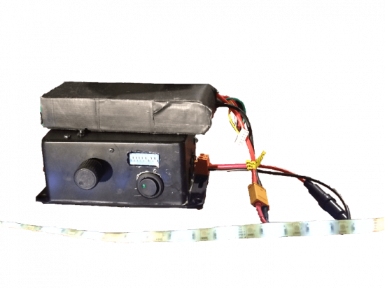 gradateur mono circuit HF