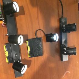Mini spot led HF